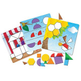 Jocul formelor geometrice Learning Resources