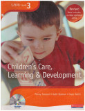 Children's care, learning & development - S/NVQ3