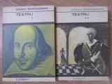 TEATRU VOL.1-2 ROMEO SI JULIETA. REGELE LEAR. HAMLET. RICHARD AL III-LEA. VISUL
