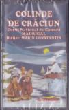 Caseta audio: Corul Madrigal - Cantece de Craciun (Electrecord STC668, SIGILATA), Casete audio
