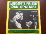 "Margareta paslaru dan spataru nici o lacrima disc single vinyl 7"" muzica usoara, VINIL, electrecord"