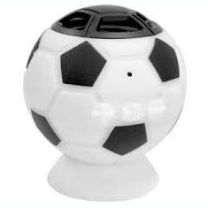 Boxa portabila Freecom Waterproof Bluetooth Football Edition nouă