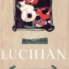 Stefan Luchian (Editia I)