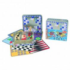 Joc de societate 8 in 1 Board Games 5368037 Simba