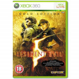 Resident Evil Gold Edition XB360