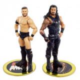 Set 2 figurine Roman Reigns & Finn Balor - WWE Showdown, Mattel