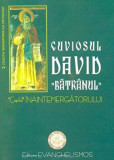 Cuviosul David 'Batranul', 'Copilul' Inaintemergatorului/***