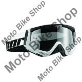 MBS Ochelari motocross Thor Sniper Carbon, negru/alb, Cod Produs: 26011941PE