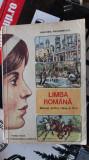 LIMBA ROMANA CLASA A VI A  , ANUL 1993 .