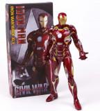 Figurina Iron Man Marvel MCU Avanger MARK XLV MK 30 cm