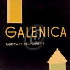 Galenica - Fabrica de medicamente