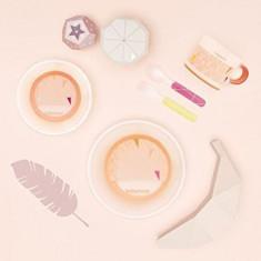 Set complet de hranire 5 piese Peach Babymoov