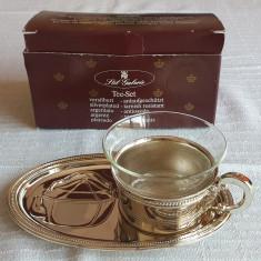 SET PENTRU SERVIT CEAI DE O PERSOANĂ, WMF