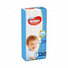 Scutece Huggies Ultra Comfort Boys, Nr 5, 12 - 22 Kg, 56 buc