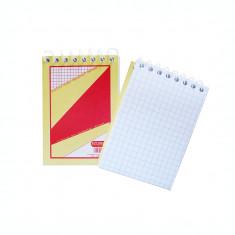 Bloc notes A7 cu spira GP 60 file matematica