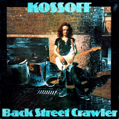Paul Kossof Back Street Crawler LP (vinyl)
