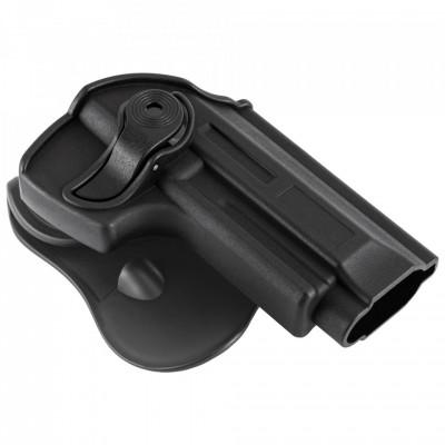 Toc / Holster Beretta M92 Negru Ultimate Tactical foto