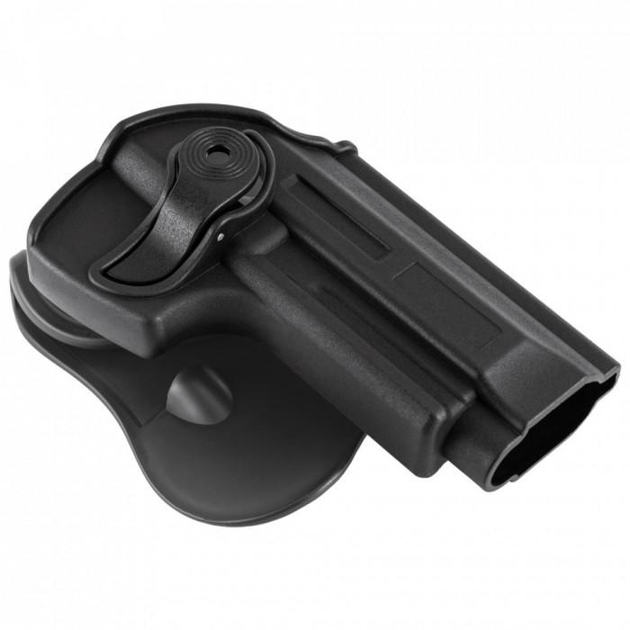 Toc / Holster Beretta M92 Negru Ultimate Tactical