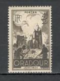 Franta.1945 1 an distrugerea orasului Oradour  MF.192
