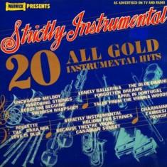 Disc Vinil Original - Strictly Instrumental