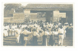 2011 - ETHNIC, dance Hora, Romania - old postcard, real PHOTO - unused