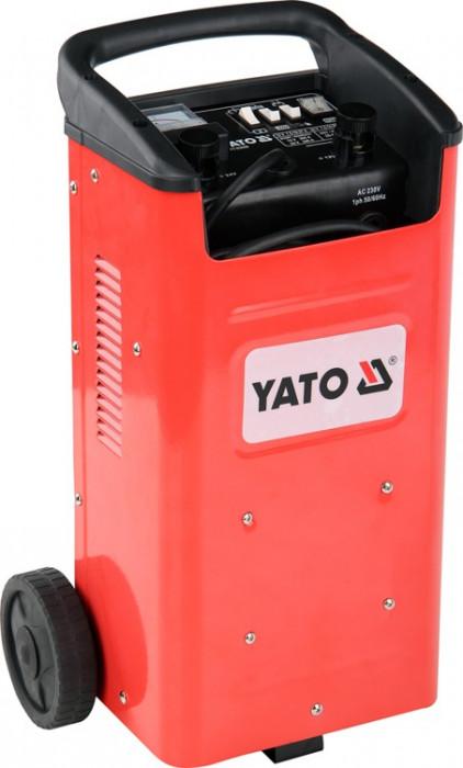 Robot pornire acumulatori auto 600 Ah YATO