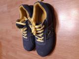 Pantofi de lucru cu protecție și bombeu metalic 44, Oem