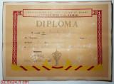 Diplloma UCFS  AS Vointa 1964