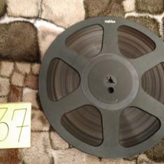 37.Banda Magnetofon REVOX rola policarb.26cm-Black (Akai,Teac,Tascam,Agfa,BASF)