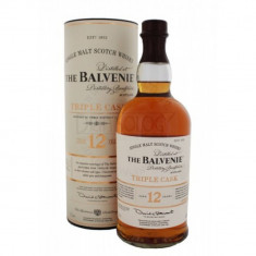Whisky Balvenie 12 Ani Triple Cask - 1L