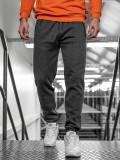 Pantaloni de trening grafit Bolf JX8983