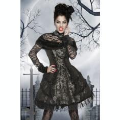 Costum Vampir, Halloween