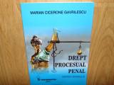 Cumpara ieftin DREPT PROCESUAL PENAL -PARTEA GENERALA -MARIAN CICERONE GAVRILESCU