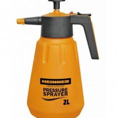 Pulverizator cu presiune 2l pompa de aluminiu duza ajustabila valva