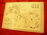 Ilustrata Insula Man 1995 - Caricatura
