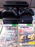 Xbox 360 slim+kinect