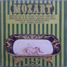 Vinyl Mozart / Orchestra De Cameră A Festivalului De La Viena