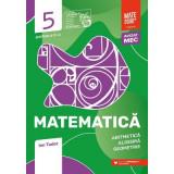 Matematica. Aritmetica, algebra, geometrie. Caiet de lucru. Clasa a V-a. Initiere. Partea a II-a, Ion Tudor