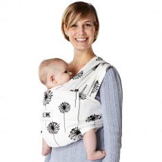 Sistem Purtare Baby K'tan Baby Carrier Print - Dandelion - Marimea L