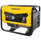 Generator curent electric SG3100-1, 3100 W, 230 V, 6.5 CP, 4 timp, 15 l, benzina, autonomie 8.2 h, Stanley
