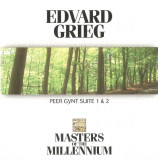 CD Edvard Grieg ‎– Peer Gynt Suite 1 & 2, original