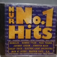No 1 Hits - Selectii anii '80 (1996/Sony/Germany) - CD ORIGINAL/Sigilat/Nou