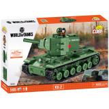 Cumpara ieftin Set de construit Cobi, World of Tanks, Tanc KV-2 (595 pcs)