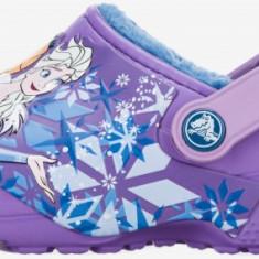 Fete Frozen Crocs pentru copii