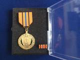Decorație militară - Medalie - În Serviciul Armatei României - Clasa a III-a