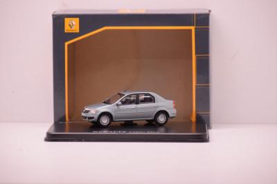Dacia Logan 1:43 Macheta Noua, Orginala by Renault foto