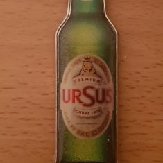 magnet frigider reclama bere ursus deschizator sticla