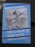CROCHIURI SI PORTRETE - BARBU DELAVRANCEA