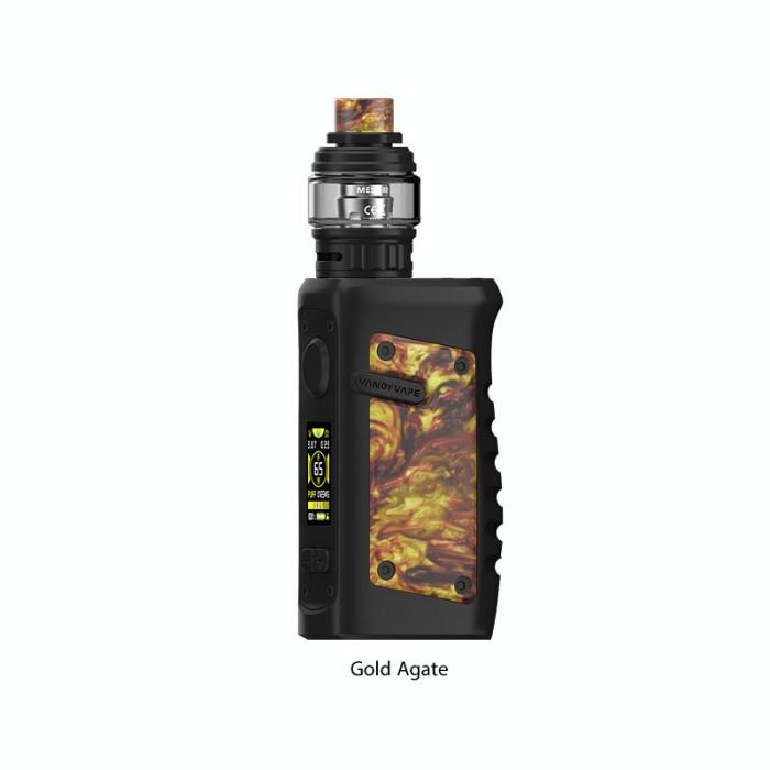 Kit Tigara Electronica Vandy Vape™ Jackaroo 100W 5ml G10 CASE Display TFT Auriu