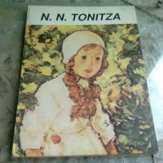N.N. TONITZA, COLECTIE DE ARTA